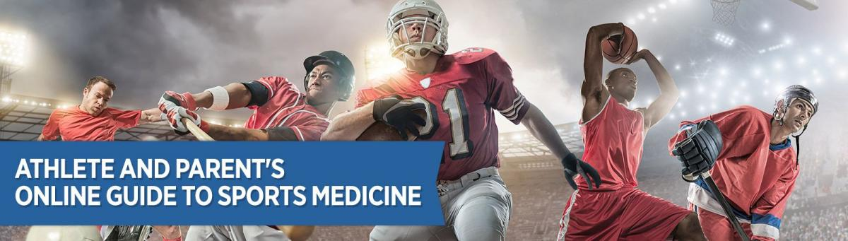 Online Guide to Sports Med Banner